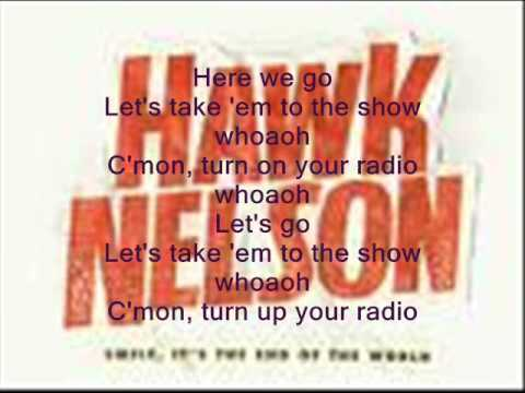 Hawk Nelson - The Show (Lyrics)