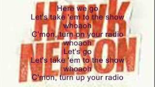 hawk nelson the show lyrics