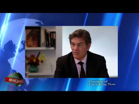 Dr. Oz's Miracle Marijuana Cure!