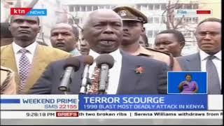 History of terror attacks in Kenya