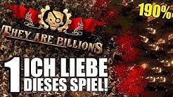 Ich LIEBE dieses Spiel! -01- They Are Billions - Let's Play Deutsch | 190%