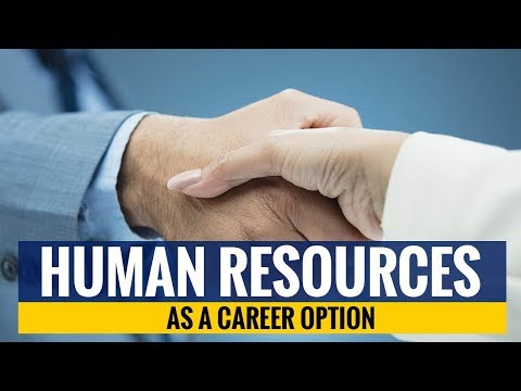 Human Resources as a Career Option | by Dr Deepaq Sharma