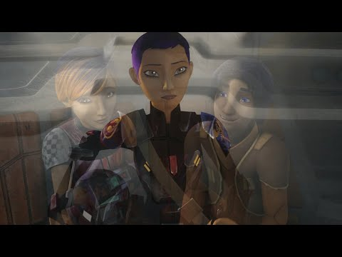 Star Wars Rebels: Sabine's Memories