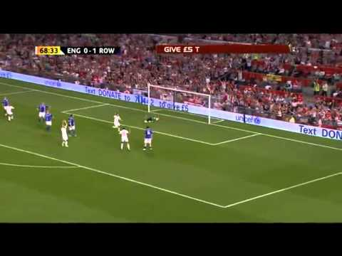 Soccer Aid 2012   Goal Highlights