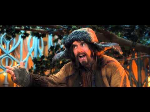 El Hobbit  Un Viaje Inesperado   Escena canción Bofur - subtitulada en español y en Full HD
