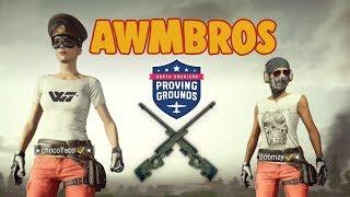 chocoTaco and Boom are NAPG AWMbros - PUBG Game Recap