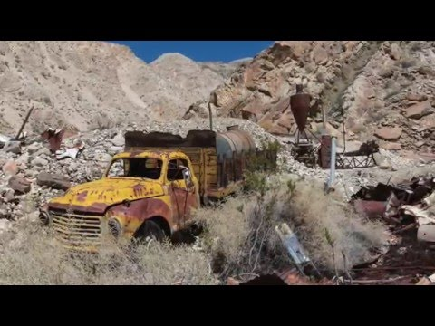 ABANDONED MINE #22 (CORONA MINE, USA)