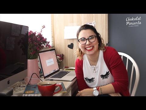 Cómo ser Freelance, Blogging 101| Chokolat Pimienta ♥