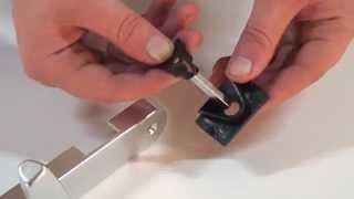 How To Change uPVC Door Handles With a Snib