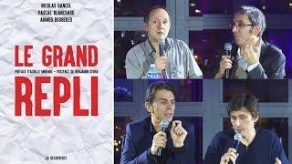 Le grand repli identitaire - Pascal Blanchard, Ahmed Boubeker, Nicolas Bancel (2016)