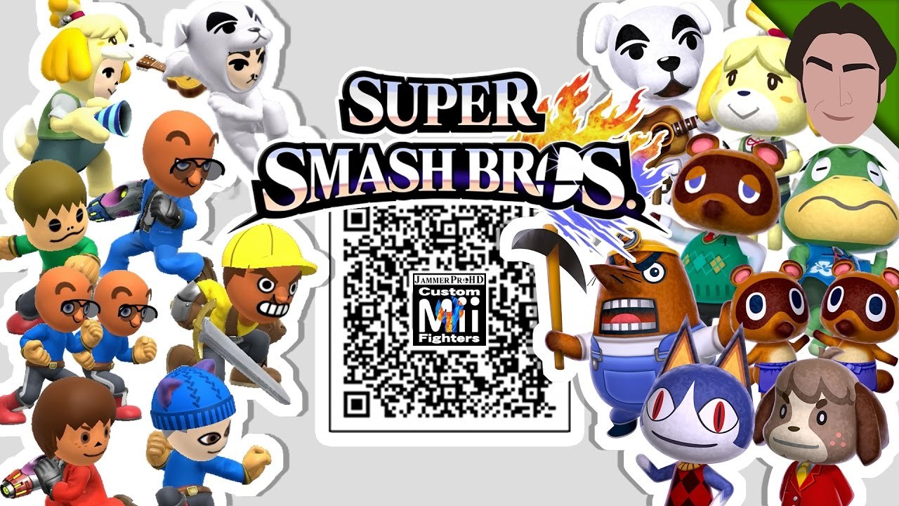 Lyn Xander Ryoma More Fire Emblem Mii Qr Codes For Smash Bros Youtube Collecting miis for your nintendo 3ds is a breeze, thanks to the qr code recognition technology built into the device's camera. fire emblem mii qr codes for smash bros