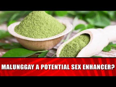 Malunggay a potential sex enhancer?