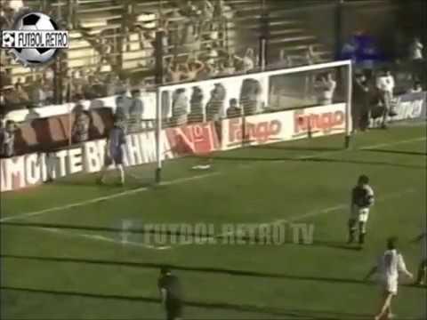 Guillermo Barros Schelotto vs Huracán de Corrientes (Apertura 1996)