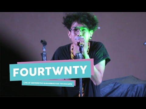 "[HD] Fourtwnty - Sementara ""Float Cover""  (Live At Universitas Muhammadiyah Yogyakarta, Mei 2017)"
