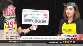 [VTV-HYUNDAI] Máy ép chậm MISHIO VH04861