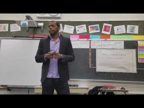 Reggie Middleton Teaches Brooklyn's Inner City Students To Outperform Elite High Schools in Finance