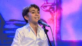 Kamran Məmmədov - The Secret Is Love  - YARIMFINAL ( Özünü tanıt )