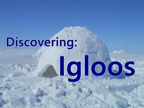 Discovering Igloos