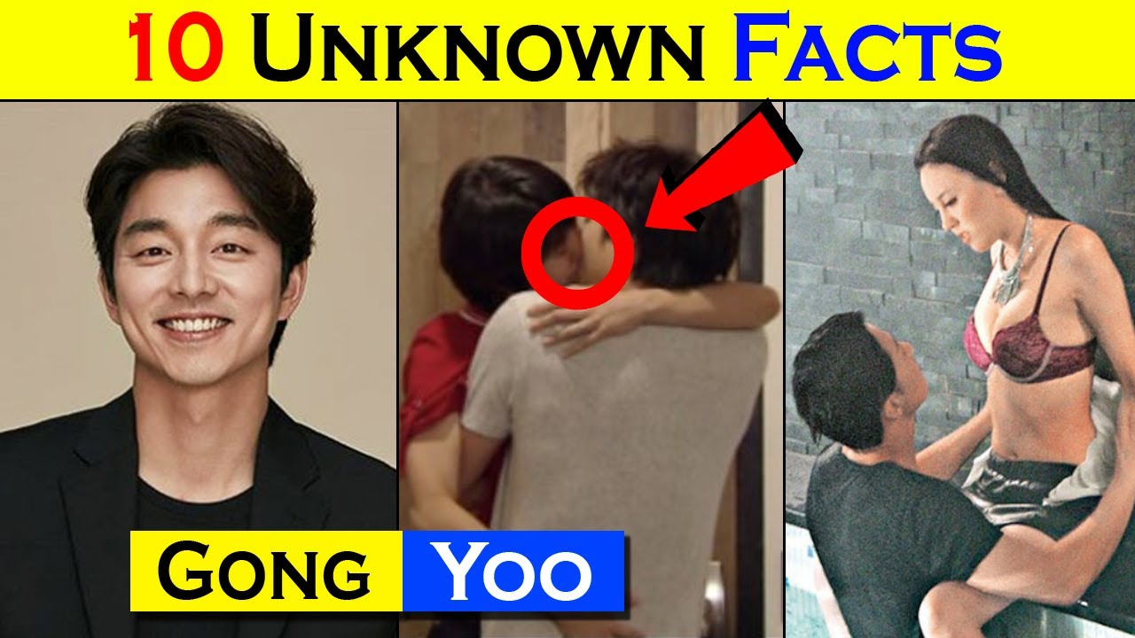 Download Gong Yoo | Unknown Facts - 2021