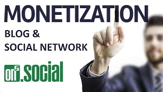 How To Make Money From Your Blog and Social Network