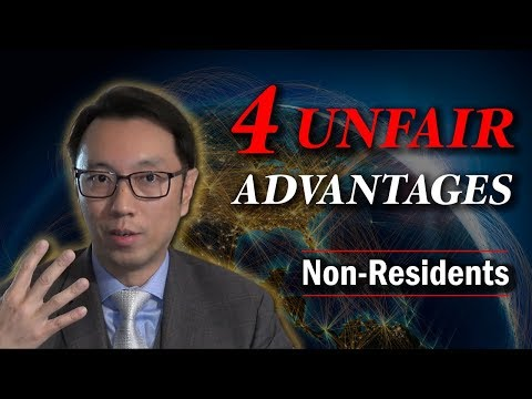 4 Unfair Advantages For Non-Residents To Invest In Toronto Real Estate