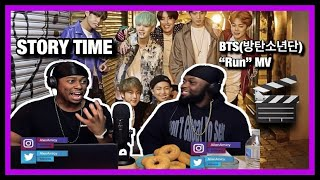 [Brothers React] [MV] BTS(방탄소년단) _ Run(More to the Storyline)