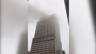 Al menos un muerto tras estrellarse un helicóptero en Nueva York