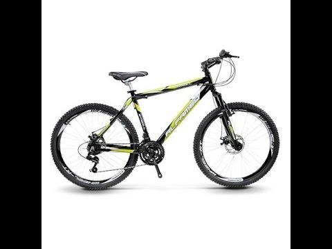 62586c274 Unboxing e Montagem  bicicleta Alfameq Stroll