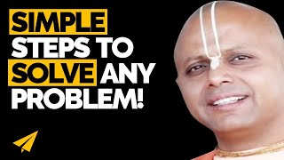 How to DEAL With PROBLEMS & DIFFICULTIES in LIFE - Gaur Gopal Das - #MentorMeGaur