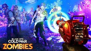 BLACK OPS COLD WAR ZOMBIES - OFFICIAL GAMEPLAY TRAILER REACTION