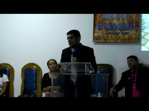 AssDeus CidTiradentes  Trecho Pregação Pr Diego Carvalho