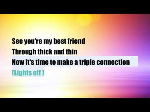 3-way (the golden rule) thelonelyisland ft.J.Timberlake n L.Gaga LYRICS