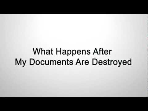 Shredding Company Atlanta I What Happens After My Documents Are Destroyed I 678-580-1205