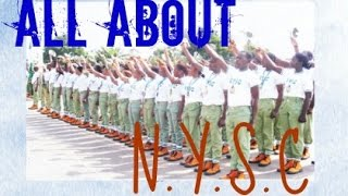 ALL ABOUT NYSC  (Highly Requested)|| part 2