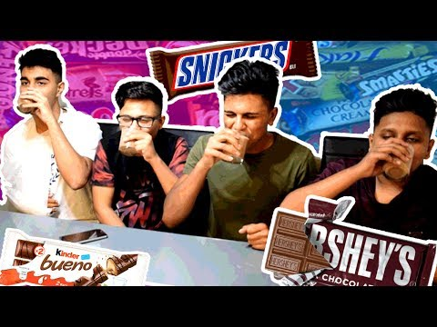 CHOCOLATIEST DRINK IN THE WORLD CHALLENGE!! *5000 CALORIES IN ONE DAY*