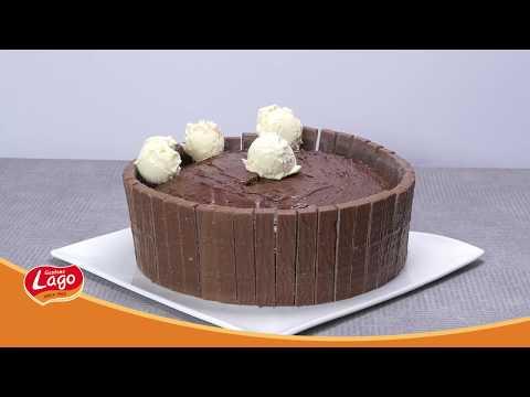 Plaisir Ice Cream Cake Recipe