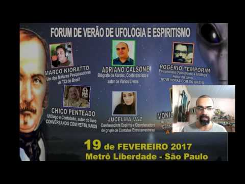 FORUM UFO - Fevereiro 2017 - SEGUNDA CHAMADA