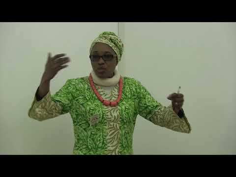 Afems 2017 panel: African Feminist Thought