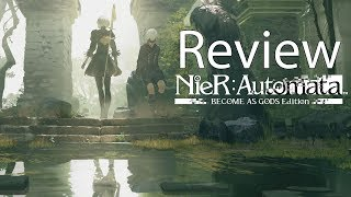 Nier Automata Xbox One X Gameplay Review