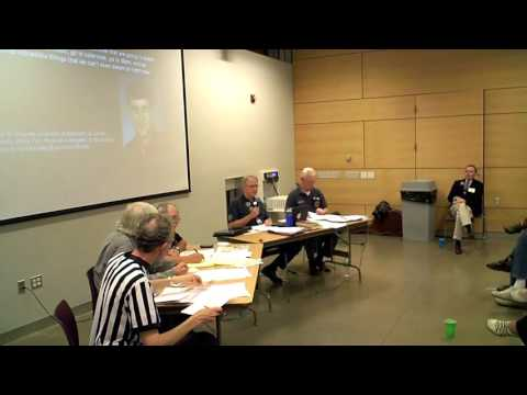 20100913 - The Great Debate: Manned vs. Unmanned Spaceflight
