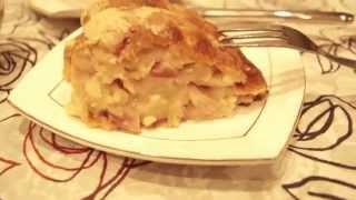 Лучший яблочный пирог!