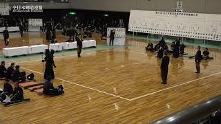 OKAYAMA vs SHIZUOKA 67th All Japan Interprefecture KENDO Championship 2019 1st Round