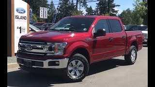 2018 Ford F-150 XLT EcoBoost Supercrew Review| Island Ford