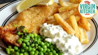 Homemade Fish & Chips Recipe