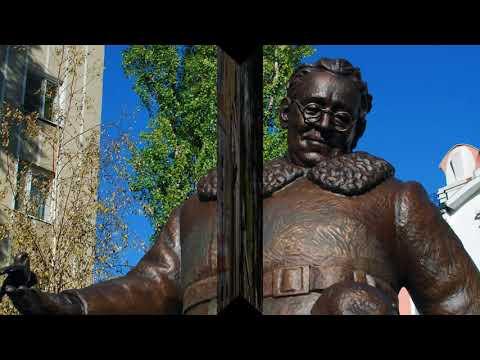 Видеогид «Память в бронзе и граните»