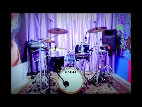 Stop Motion - TAMA Drums - Douglas AlLboy in Xéxi'studio
