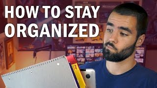 How I Organize My Notes, Homework, and School Files - College Info Geek