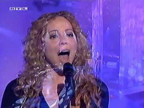 Mariah Carey  Through The Rain   Millionaire Wanted 2002