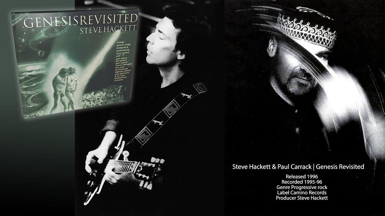 Deja Vu All Over Again Revisited Once >> Steve Hackett Paul Carrack Deja Vu Sub English Espanol Youtube
