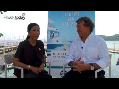 All about the Thailand Yacht Show
